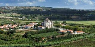 Santuario do Senhor Jesus da Pedra, Obidos, Portugal Stock Photo