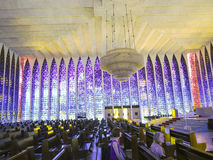 The Santuario Dom Bosco Royalty Free Stock Photography