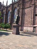 Santuario en Zamora Fotografia Royalty Free