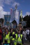 Santuario Fatima - Portogallo Fotografia Stock Libera da Diritti