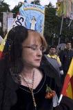 Santuario Fatima - Portogallo Immagini Stock Libere da Diritti