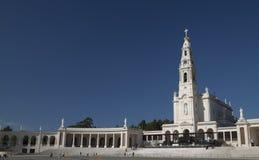 Santuario Fatima, Portogallo Fotografie Stock Libere da Diritti