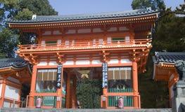 Santuario, Giappone fotografia stock