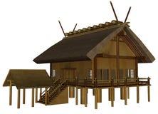Santuario imperiale illustrazione di stock