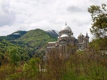 Santuario Madonna del Sangue Photo libre de droits