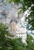 Santuario Madonna dellakrans, Italien Arkivbild