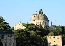 Santuario Madonna Di Lourdes Stock Photos