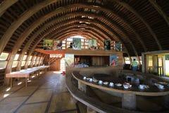 Santuario Naturaleza, Valdivia Sydamerika Royaltyfria Bilder
