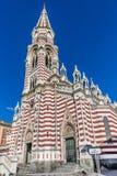 Santuario Nuestra Senora del Кармен Ла Candelaria Богота Колумбия стоковая фотография