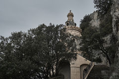 Santuario Queralt Fotografía de archivo libre de regalías