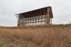 Santuario santo Gretna Nebraska della famiglia Fotografie Stock