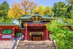 Santuario a Shizuoka, Giappone Fotografia Stock Libera da Diritti