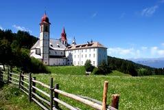 Santuario Sudtirol de Weissenstein-Pietralba Fotos de archivo
