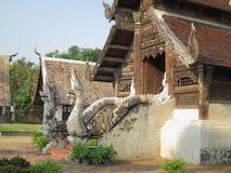Santuario tailandese Fotografia Stock Libera da Diritti