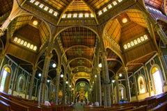 santurio för rica för cartagocostanacional Royaltyfri Bild