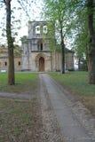 Santutegia de Estibalizko Andre Mariaren, Argandoña, país vasco Imagen de archivo libre de regalías