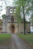 Santutegia de Estibalizko Andre Mariaren, Argandoña, país vasco Foto de archivo libre de regalías