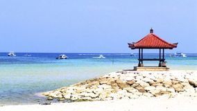 Sanur. Bali Beach Indonesia travel Stock Images