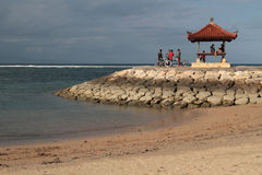 Sanur Beach Stock Images