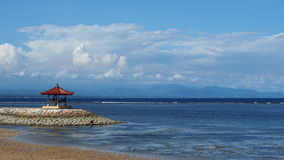 Sanur Shore Royalty Free Stock Photos