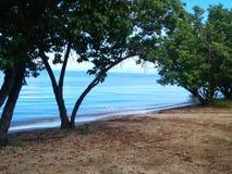 Sanur-Strand, Bali, Indonesien Lizenzfreies Stockfoto