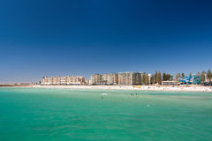 Sanur-Strand, Bali, Indonesien Süd-Australien, Adelaide, Glenelg Stockfotos