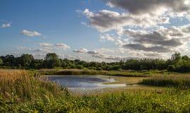 Sanwell-Tal-Park stockfoto