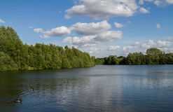 Sanwell Valley Park Stock Photography