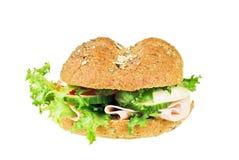 Sanwich nouvellement fabriqué photo libre de droits