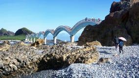 Sanxiantai smoka most obrazy stock