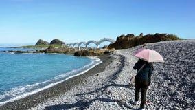 Sanxiantai smoka most zdjęcia stock