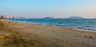 Sanya bay Royalty Free Stock Photo
