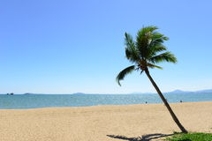 Sanya Bay, Hainan Island, China Royalty Free Stock Photo