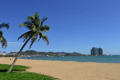 Sanya Bay, Hainan Island, China Stock Photo