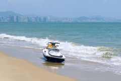 Sanya bay Royalty Free Stock Photography