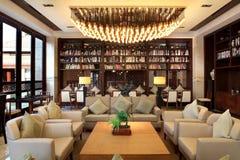 Sanya, China sea court hotel four seasons Royalty Free Stock Images