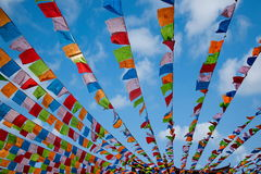 Sanya Nanshan Buddhist-Tempel Jinyu Guanyin Lizenzfreie Stockbilder
