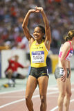 Sanya Richards-Ross Royalty Free Stock Photos