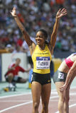 Sanya Richards-Ross Royalty Free Stock Images