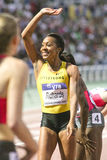 Sanya Richards-Ross Stock Images