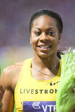 Sanya Richards-Ross Stock Photo