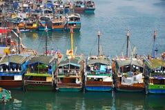 Sanya Water Village. A traditional water village in Sanya, China Stock Image