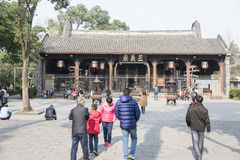 Sanyi temple stock photos