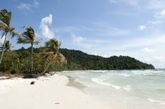sao Вьетнам quoc phu пляжа Стоковые Изображения RF