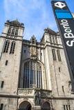 Sao Bento Church Stockbild