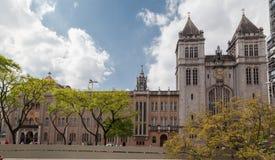 Sao Bento Kloster Sao-Paulo Brasilien Stockfoto