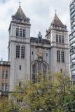 Sao Bento Kloster Sao-Paulo Brasilien Stockbilder