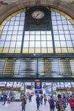 Sao Bento Railway Station em Porto, Portugal Foto de Stock