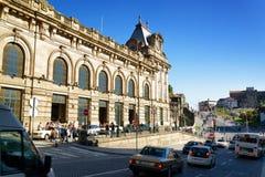 The Sao Bento Railway Station. Porto, Portugal. Royalty Free Stock Image