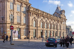 Sao Bento railway station Royalty Free Stock Image
